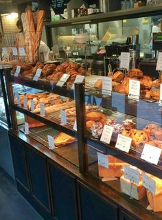 The City Bakery - great croissant and coffee