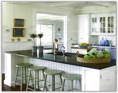 Image result for beadboard kitchen island