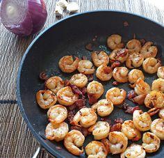 Bacon and Shrimp