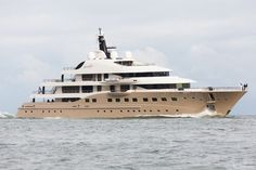 Sea Trial Video: 83 m Yacht HERE COMES THE SUN