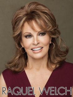 Turn Up the Volume by Raquel Welch | Wigs.com - The Wig Experts