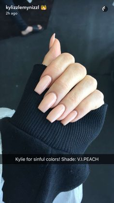 Kylie's nails