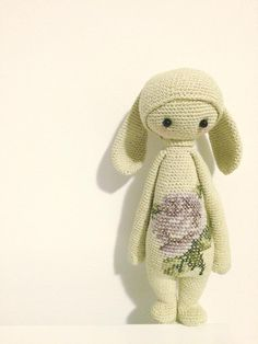 lalylala, crochet, rita the rabbit
