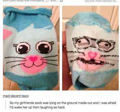 This sock.