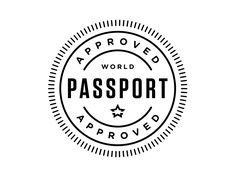 Approved world passport