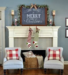 Whether you have a cozy cabin or an urban home, sensational rustic Christmas decor can create a warm and inviting holiday retreat on a cold winter's day.