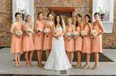 Do you like this colour for bridesmaid dresses?