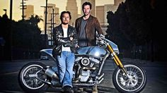Keanu Reeves' Concept Harley-Davidson by Arch Motorcycle [Photo Gallery]
