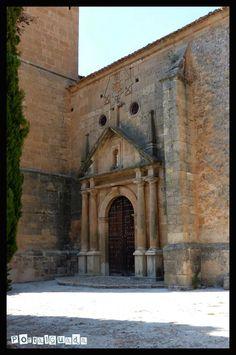 Parroquia De Nuestra Señora De La Inmaculada, Gargoles de Abajo, Guadalajara - España  www.portalguada.com  PortalGuada Guadalajara