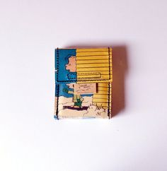 ´Cigarette case SNOOPY PEANUTS from PauwPauw on Etsy