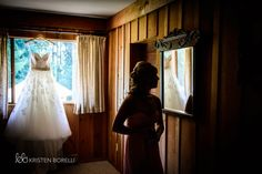 Bridesmaid And Wedding Dress Kristen Borelli Photography Victoria Photographer Pine Lodge Farms
