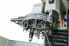 Automatic Tool Changer CNC