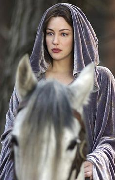 Arwen.. That time lord of the rings came out and people kept telling me i looked like an elf Arwen. ha