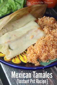 Tamales, a Mexican cuisine staple, are in high demand during the holidays. Learn how to make delicious tamales quickly in your Instant Pot! Instant Pot Pressure Cooker, Pressure Cooker Recipes, Pressure Cooking, Instant Cooker, What's Cooking, Ramen, Mexican Tamales, Multi Cooker Recipes, Tamale Recipe