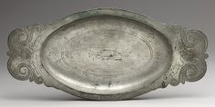 Platter with Fish, Late Roman; Made in Gaul, possibly found in Grand, northwestern France Copper alloy with tin overlay; x 15 x 7 in. x x cm) From Met Museum Fine Art Prints, Framed Prints, Canvas Prints, Ancient Romans, Roman Empire, Heritage Image, Metropolitan Museum, Art History, Ancient History