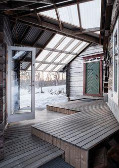 architecture norway   Cabin, Femunden