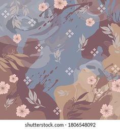 Watercolor Pattern, Watercolour, Light Colors, Colours, Flower Ornaments, Flower Lights, Flower Patterns, White Flowers, Weaving