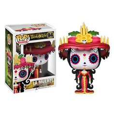 Funko POP! Dusts Cover Off Book of Life | PopVinyl.net