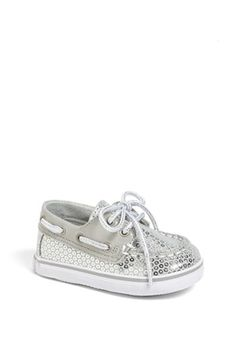 Sperry Top-Sider® Kids 'Bahama' Crib Shoe (Baby) available at #Nordstrom