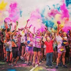 Color Me Rad 5k run coming to Houston