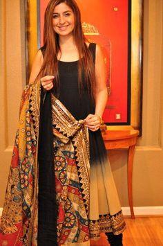Designer #salwar suit.. Love the chunni