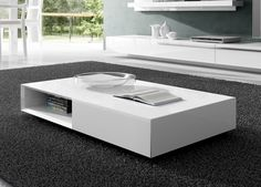 Filo Coffee Table With Storage
