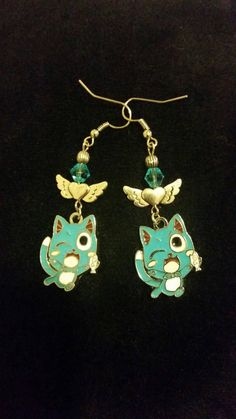 Check out this item in my Etsy shop https://www.etsy.com/listing/205857956/happy-fairy-tail-adorable-anime-earrings