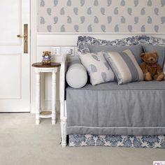 Light Blue Nursery, Kid N Teenagers, Kids, French Decor, Shabby, Pastel, House Design, Furniture, 111