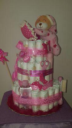 #diapercake #tortadipannolini