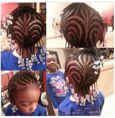 Fabulous Cornrow Designs Cornrow And Unique Flowers On Pinterest Hairstyles For Women Draintrainus