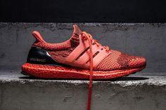 "EffortlesslyFly.com - Kicks x Clothes x Photos x FLY SH*T!: adidas UltraBOOST ""Red"""