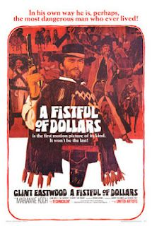Spaghetti Westerns... It took my almost 40 years to finally watch this one. It came on like gangbusters and had a great ending but about 85 of everything in between moved way too slowly. I'm glad I watched it, but I can't see sitting through it ever again.