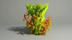 // Houdini to Arnold Render.Test