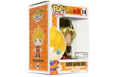 POP! Animation: Dragonball Z - Super Saiyan Goku [Metallic]