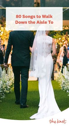 80 Wedding Songs to Walk Down the Aisle To # Weddings songs Here Comes the Bride! 80 Songs to Walk Down the Aisle To Plan Your Wedding, Wedding Tips, Wedding Reception, Wedding Planning, Wedding Hacks, Wedding Songs Ceremony, Wedding Tables, Wedding Details, Perfect Wedding