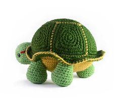 Orion the turtle amigurumi by Bluephone Studios