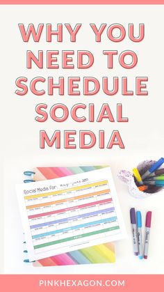 Have you ever gotten to the end of the month and you realize that you haven't put much effort into social media? You eyeball your analytics and you see your numbers slightly dropping because you haven't been promoting your content, products, or services as much. We've all been there. There simply aren't enough hours in the day sometimes to really do it all.