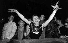26 Imágenes que muestran cómo era realmente el punk pesado de los años 70