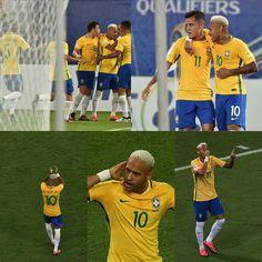Neymar Jr. has now scored 49 goals in 73 games for Confederação Brasileira de Futebol, Romário Faria netted 55 for the Seleção. 👌 #UCL Come to support your football favorite player team at MQQ88 >>>goo.gl/UR6MSy