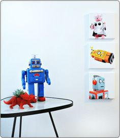 Tintoys triptych by Pictoo