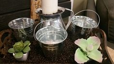 Mens Camp Ideas Fresh coffee beans are the perfect accent to decorating for men