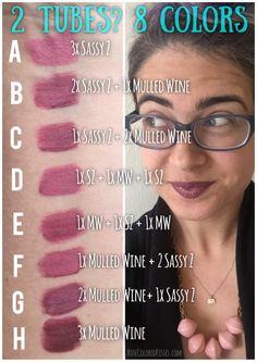 Purple Pink Lipstick - January 10 2019 at Gold Lipstick, Lipstick Colors, Lip Colors, Lipstick Shades, Maroon Lipstick, Senegence Makeup, Purple Lips, Skin Makeup, Face And Body