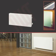600W ADAX Slimline Electric Panel Heater Wall Mounted Convector 600 Watt 0.6 Kw in Home, Furniture & DIY, Heating/ Cooling/ Air, Heaters | eBay
