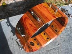 Drum Building - Stave Snare