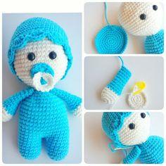 crochet toys and dolls Aklamay elimden geldiince anlalr olmasna dikkat ederek yazmaya altldnz yerde sorularnza cevap vermek iin ben bur. Crochet Doll Pattern, Crochet Dolls, Crochet Patterns, Crochet Hats, Amigurumi Doll, Amigurumi Patterns, Lol Dolls, Crochet Animals, Doll Toys