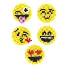 Results for molde Fuse Beads, Pearler Beads, Kandi Bracelets, Melting Beads, Perler Patterns, Beaded Ornaments, Emoticon, Beading Patterns, Cross Stitch