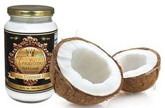This is the only coconut oil we use.