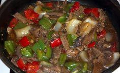 Mom's Pepper Steak recipe - allthecooks.com