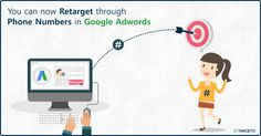 Now Retarget through Phone Numbers in Google @adwords #PeopleBasedMarketing #agencylife #Adlife Numbers, Phone, Google, Telephone, Mobile Phones