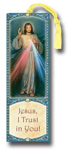 Reginas Catholic Gifts - DIVINE MERCY BOOKMARK-PACK OF 10, $13.95 (http://www.reginascatholicgifts.com/divine-mercy-bookmark-pack-of-10/)